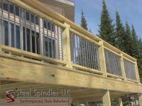 25+ best Deck Balusters ideas on Pinterest | Deck railings ...