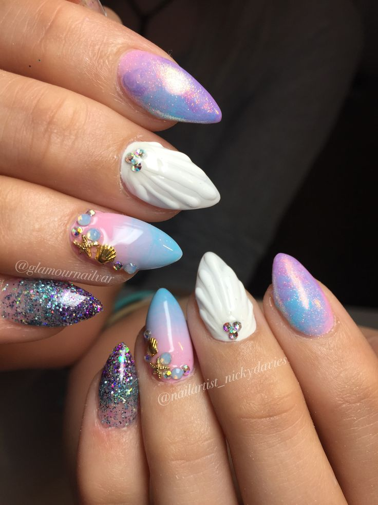 25+ best ideas about Bling Nail Art on Pinterest