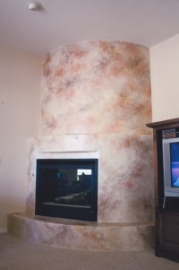 18 best images about fireplace faux finishes on Pinterest ...