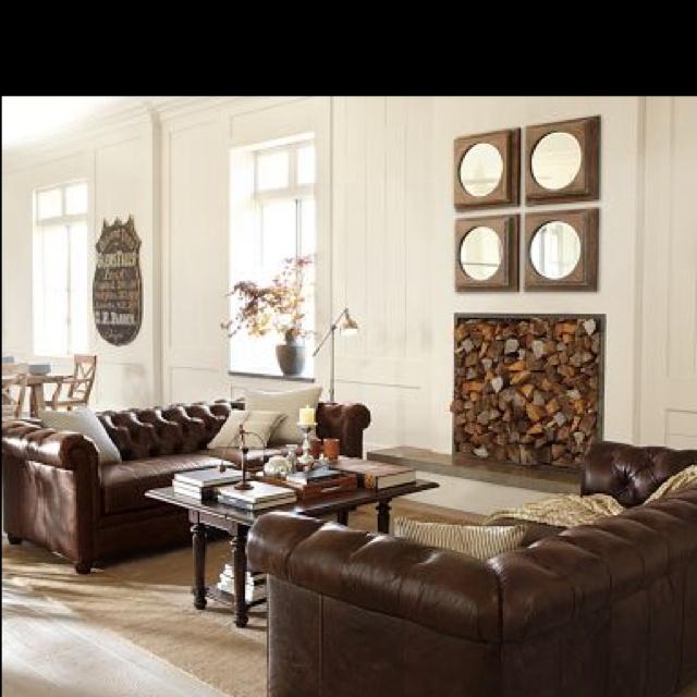 sofasandmore clearance black leather sofa chesterfield living room!!!   room ideas ...