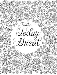 17 Best ideas about Adult Coloring Pages on Pinterest ...