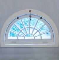 25+ best ideas about Half moon window on Pinterest   Half ...