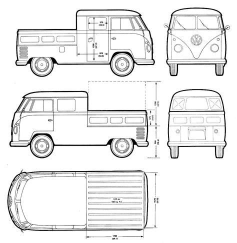 1979 Vw Transporter Wiring Diagram VW Transporter Parts