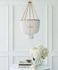 Best 25+ Beaded chandelier ideas on Pinterest