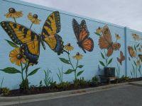 17 Best images about Backyard wall murals on Pinterest ...