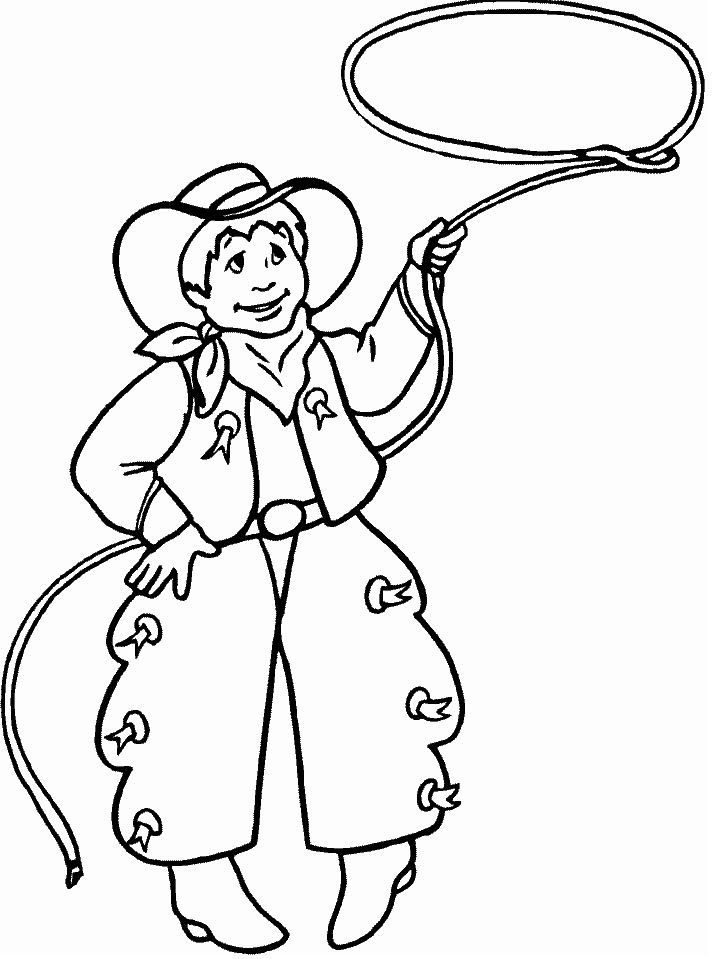 cowboy coloring pages  wild wild west!!!  pinterest