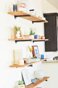 Best 25+ Diy wall shelves ideas on Pinterest | Wall ...