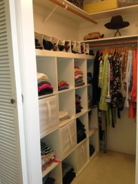 walk in closet organizing ideas | Roselawnlutheran