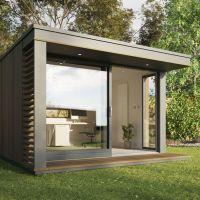17 Best ideas about Garden Office on Pinterest