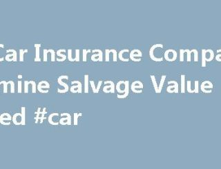 How Do Auto insurance Companies Decide What To Charge You