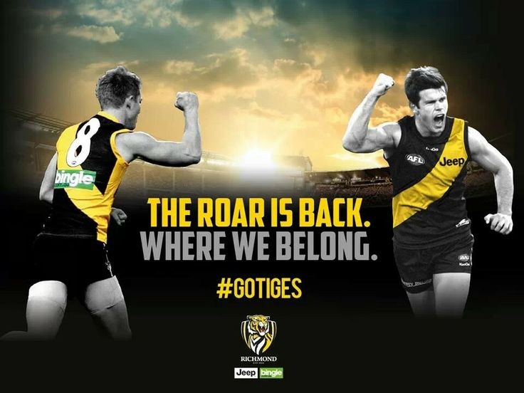 10 Best Images About Richmond Football Club On Pinterest