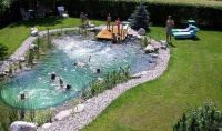 Backyard swimming pond   Home plans   Pinterest ...