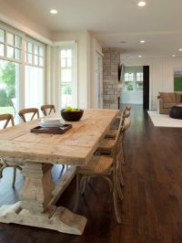 Best 25+ Distressed dining tables ideas on Pinterest ...