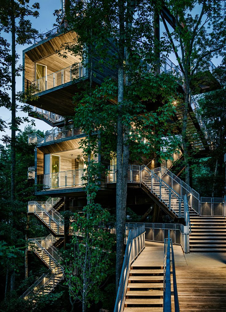 25 Best Ideas About Modern Tree House On Pinterest Modern