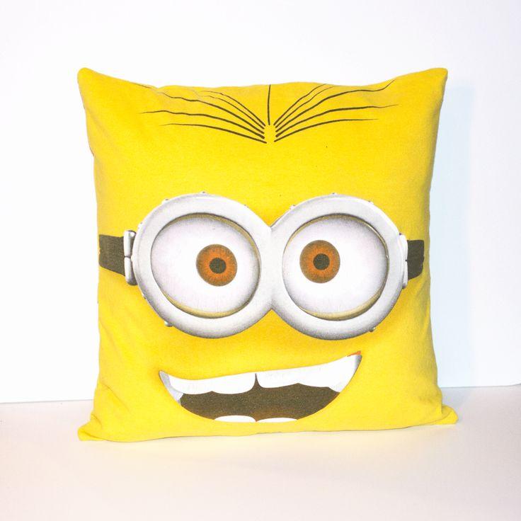 17 Best ideas about Minion Pillow on Pinterest  Crochet