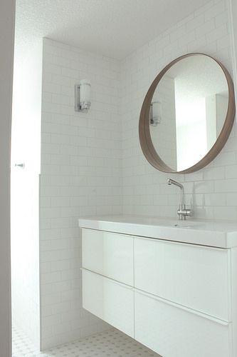 25+ best ideas about Ikea bathroom mirror on Pinterest