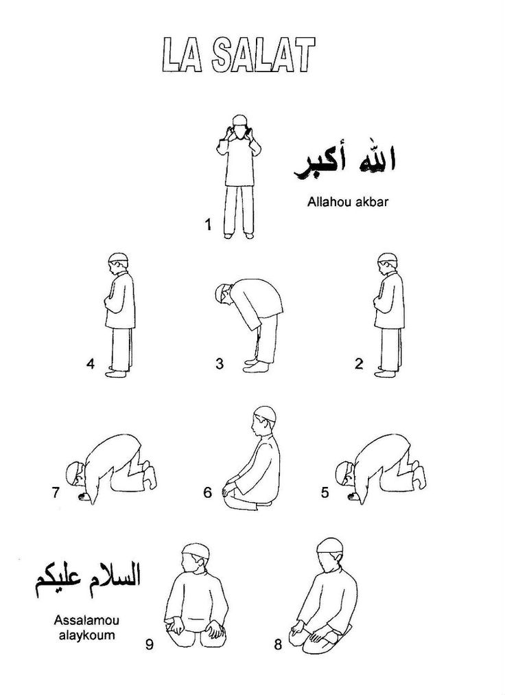 103 best images about Islamic Studies/ Salah-prayer on
