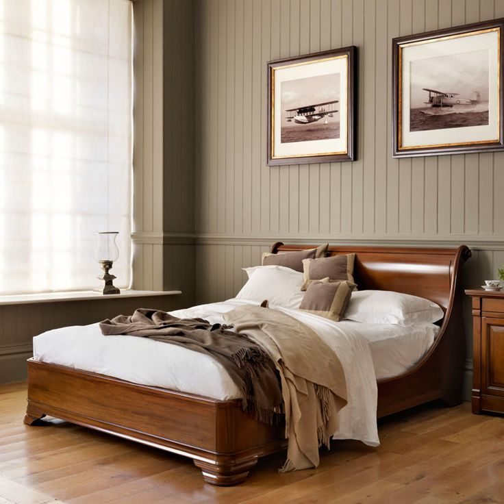1000 images about Painted feminine beds on Pinterest  Painted beds Chalk paint bed and Wooden