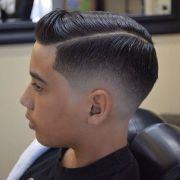 pin crew buzz haircuts