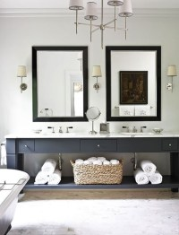 Modern Bath featuring the Bryant Sconce and Bryant ...