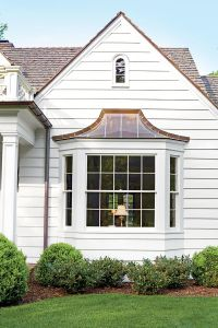 25+ best ideas about Bay window exterior on Pinterest