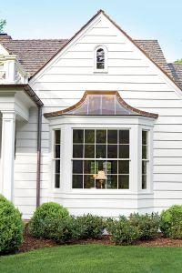 25+ best ideas about Bay window exterior on Pinterest