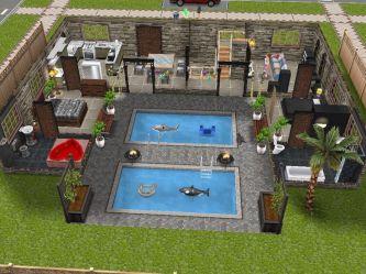 sims freeplay stilt open designs houses simsfreeplay
