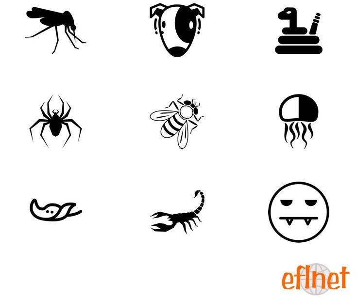 105 best images about EFL/ESL Vocabulary Worksheets