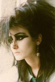 80's goth death
