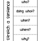 72 best images about Stretching sentences on Pinterest