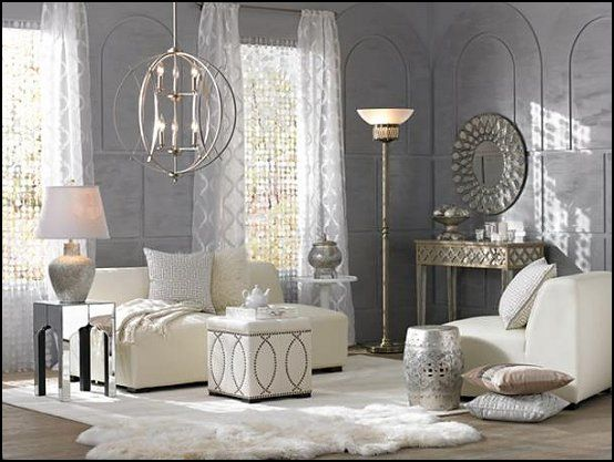2015 Glamour Decor Decorating Ideas With Glamor Hollywood