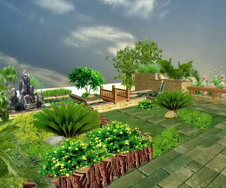 Beautiful Garden Design Modern Luxury Homes Beautiful Garden