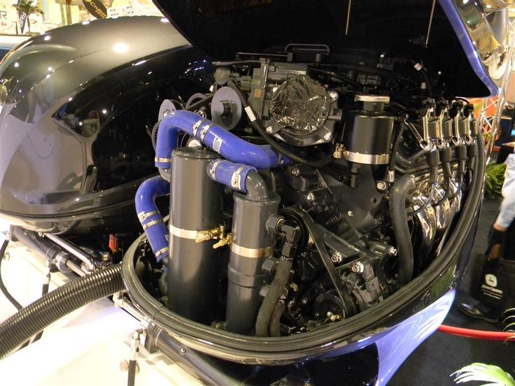 Video Cadillac Ctsv Enginepowered Outboard Motors By Seven Marine