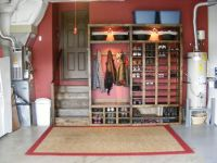 Garage Shoe Rack. Build able. | o r g a n i z e ...