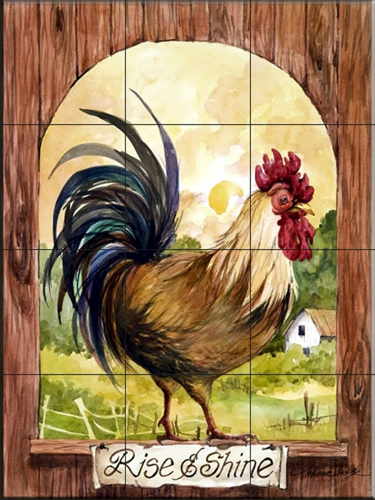 Best 25 Country Paintings ideas on Pinterest  Rooster painting Country crafts and Country