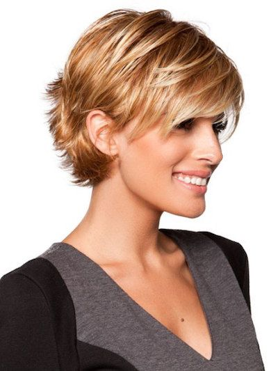25 Best Ideas About Short Shaggy Haircuts On Pinterest Short