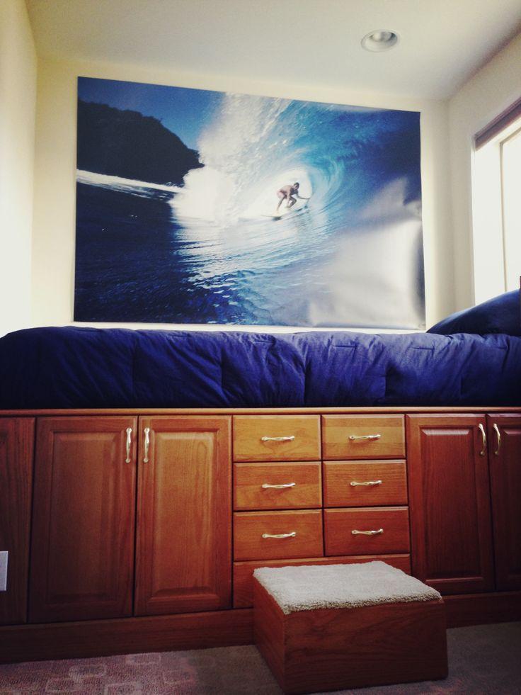 1000 ideas about Surf Room on Pinterest  Surf bedroom