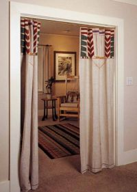 29 best images about Portiers (doorway curtains) on ...