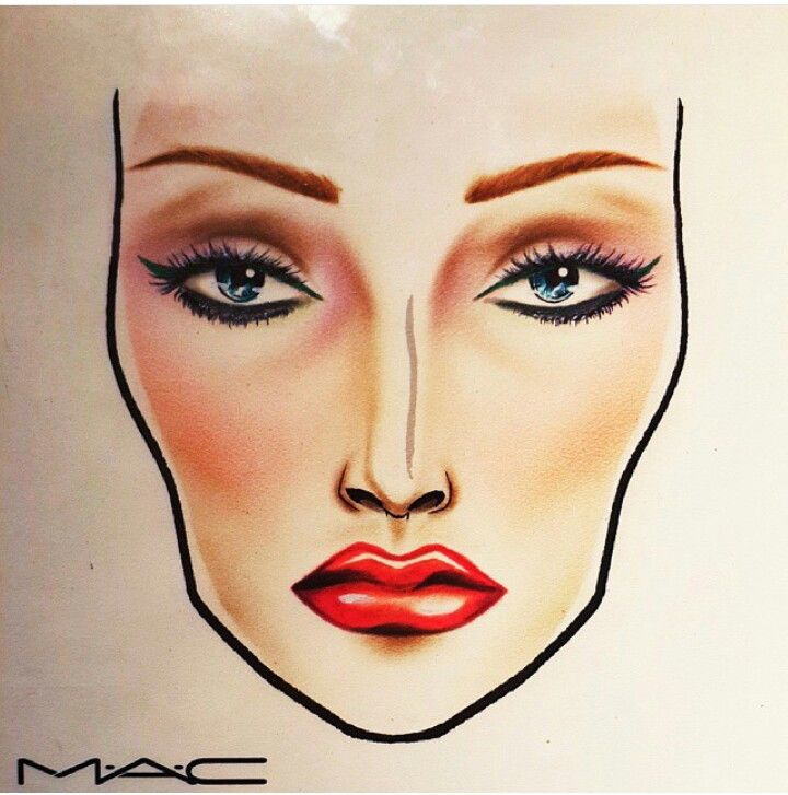 Mac Makeup Artist  Vision Board  Pinterest  Mac makeup