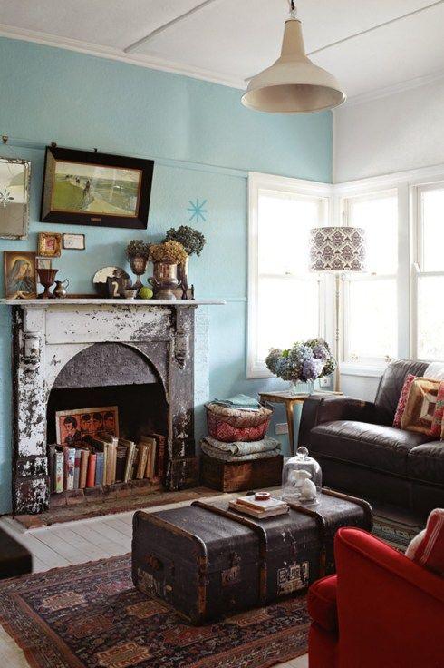25+ best ideas about Living Room Vintage on Pinterest