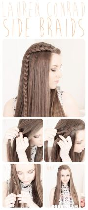 side braids ideas