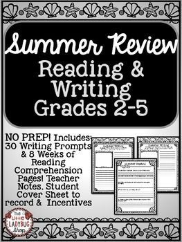 "Summer Packet Reading & Writing Summer Review 3rd Grade 4th Grade  Teaching, Tyxgb76aj"">this"