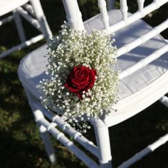 Outdoor Chairs Cheap Oxo Tot High Chair Recall Guests With White Gypsophila And Maranello Red Rose @michelazucchini © | Styling Ideas ...
