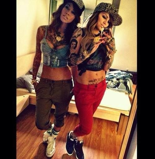 Swaggin Best Friends With swag Pinterest Girl swag