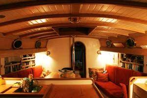 Vintage Boat Interiors  BM35 bristol interior  Boat