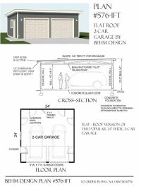 17+ images about Garage Plans By Behm Design - PDF Plans ...