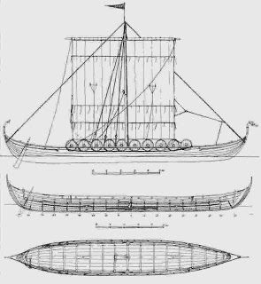 22 best images about Viking Ship Rigging on Pinterest