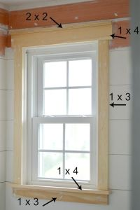 25+ best Craftsman Window Trim ideas on Pinterest | Window ...