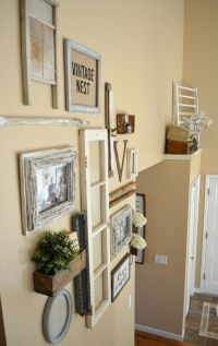 1000+ ideas about Staircase Wall Decor on Pinterest
