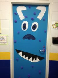 Best 20+ Halloween Classroom Door ideas on Pinterest